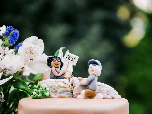 Craig and Amrita's wedding in Vancouver, British Columbia 110