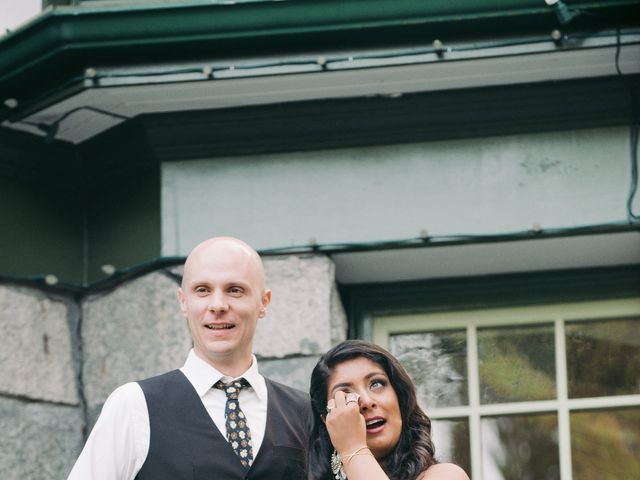 Craig and Amrita's wedding in Vancouver, British Columbia 114