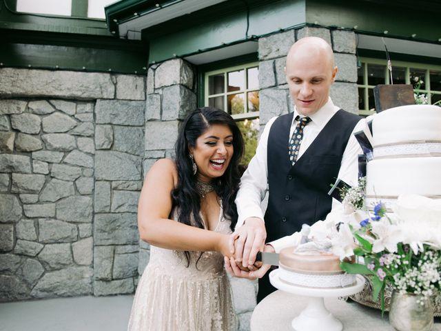 Craig and Amrita's wedding in Vancouver, British Columbia 120