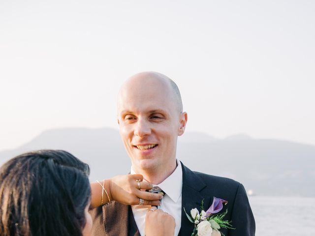 Craig and Amrita's wedding in Vancouver, British Columbia 126