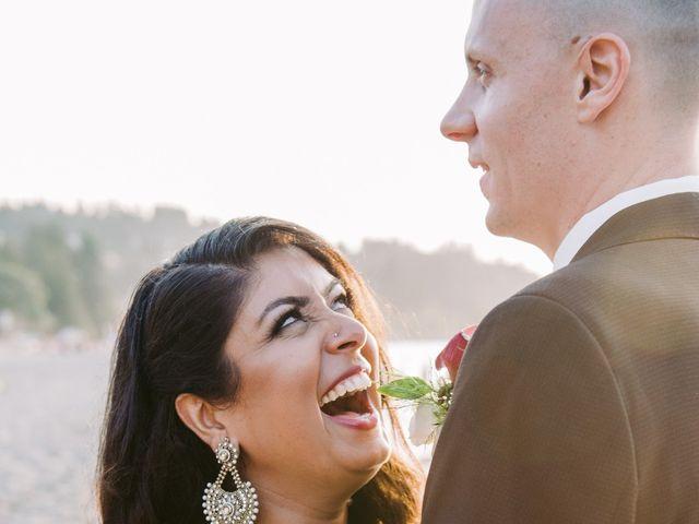 Craig and Amrita's wedding in Vancouver, British Columbia 127