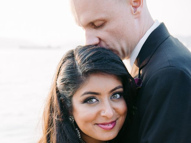 Craig and Amrita's wedding in Vancouver, British Columbia 128