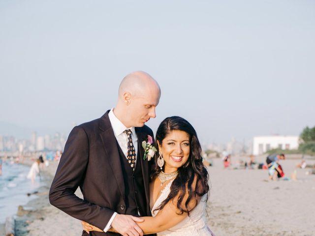 Craig and Amrita's wedding in Vancouver, British Columbia 129