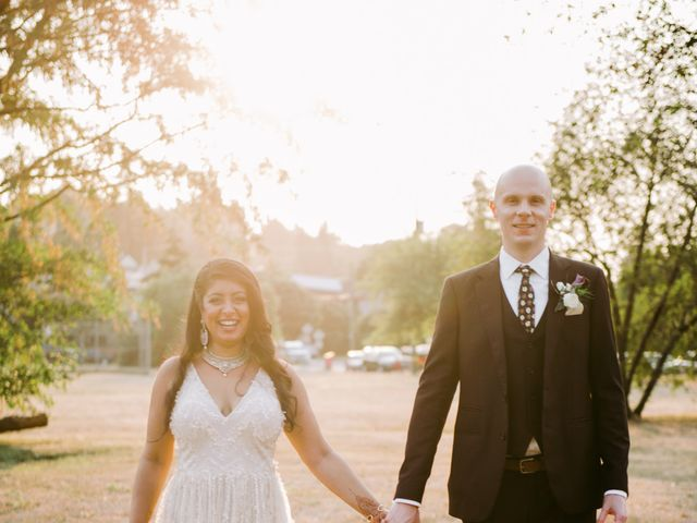 Craig and Amrita's wedding in Vancouver, British Columbia 132