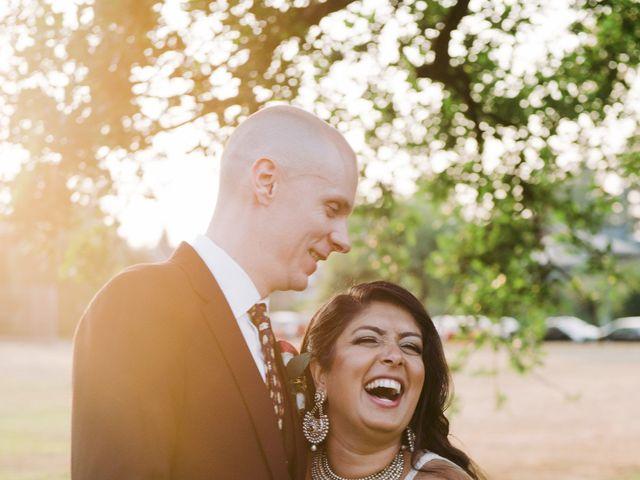 Craig and Amrita's wedding in Vancouver, British Columbia 134