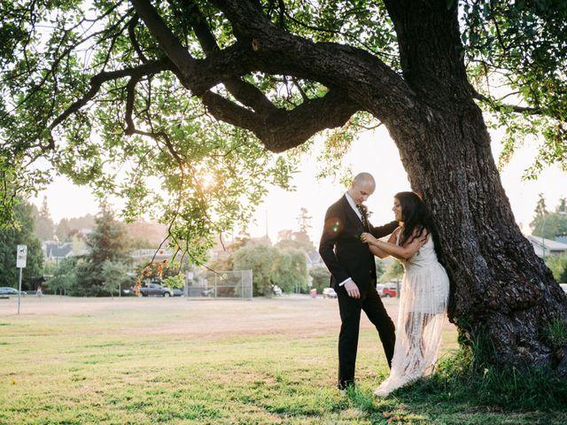 Craig and Amrita's wedding in Vancouver, British Columbia 137
