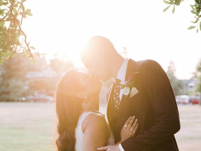 Craig and Amrita's wedding in Vancouver, British Columbia 138