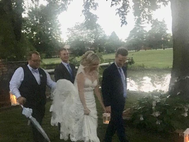 Tucker and Alyshia's wedding in Chatham-Kent, Ontario 9