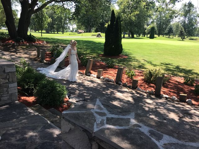 Tucker and Alyshia's wedding in Chatham-Kent, Ontario 11