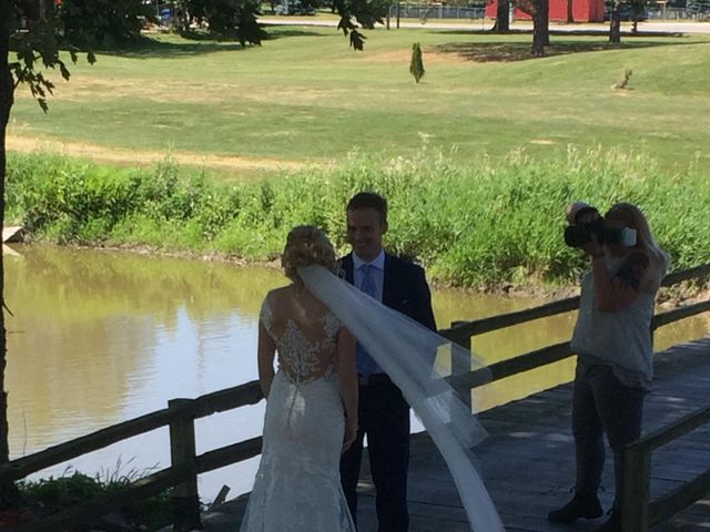 Tucker and Alyshia's wedding in Chatham-Kent, Ontario 13
