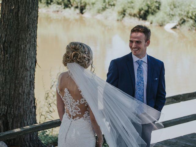 Tucker and Alyshia's wedding in Chatham-Kent, Ontario 15