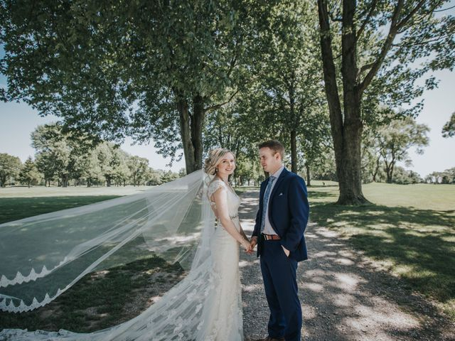Tucker and Alyshia's wedding in Chatham-Kent, Ontario 16