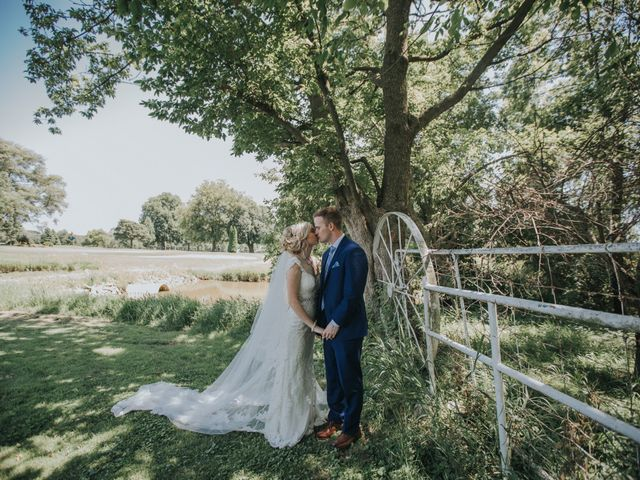 Tucker and Alyshia's wedding in Chatham-Kent, Ontario 17