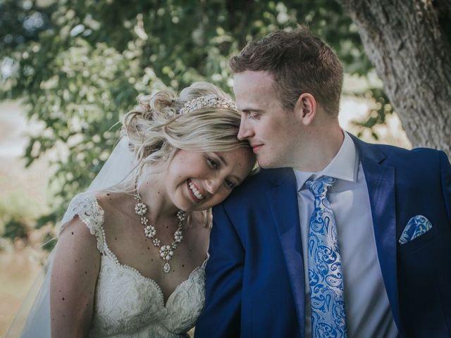 Tucker and Alyshia's wedding in Chatham-Kent, Ontario 1