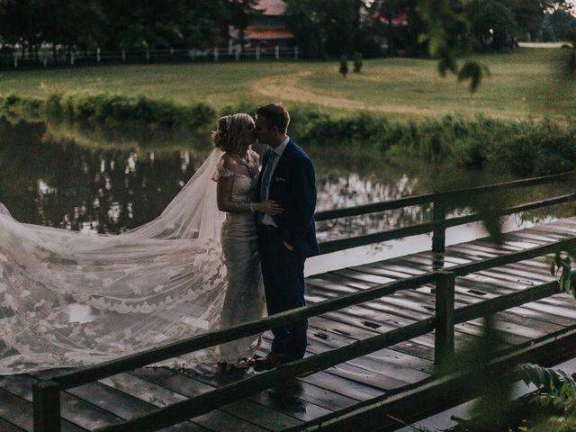 Tucker and Alyshia's wedding in Chatham-Kent, Ontario 2