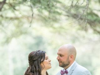 The wedding of Katelyn and Jordan 1