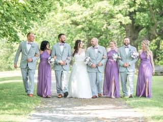 The wedding of Katelyn and Jordan