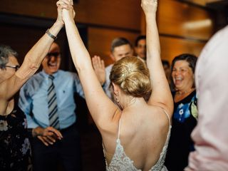 The wedding of Jill and Jason 1