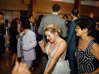 The wedding of Jill and Jason 2