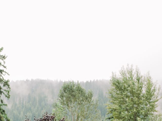 Jesse and Jane's wedding in Lumby, British Columbia 11