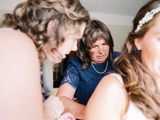 Jesse and Jane's wedding in Lumby, British Columbia 14