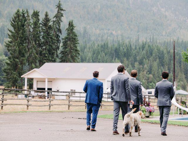 Jesse and Jane's wedding in Lumby, British Columbia 23