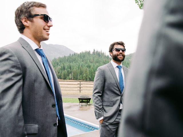 Jesse and Jane's wedding in Lumby, British Columbia 26