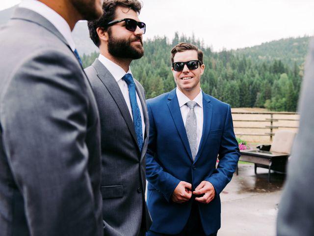Jesse and Jane's wedding in Lumby, British Columbia 28