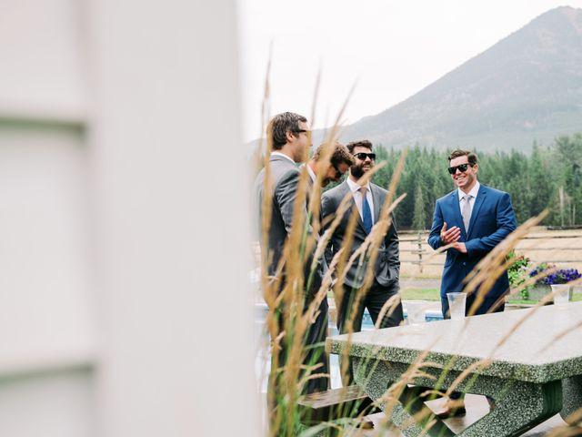 Jesse and Jane's wedding in Lumby, British Columbia 30