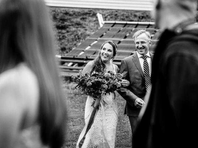 Jesse and Jane's wedding in Lumby, British Columbia 33