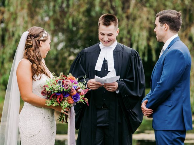 Jesse and Jane's wedding in Lumby, British Columbia 37