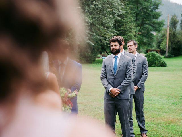 Jesse and Jane's wedding in Lumby, British Columbia 38