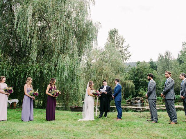 Jesse and Jane's wedding in Lumby, British Columbia 40