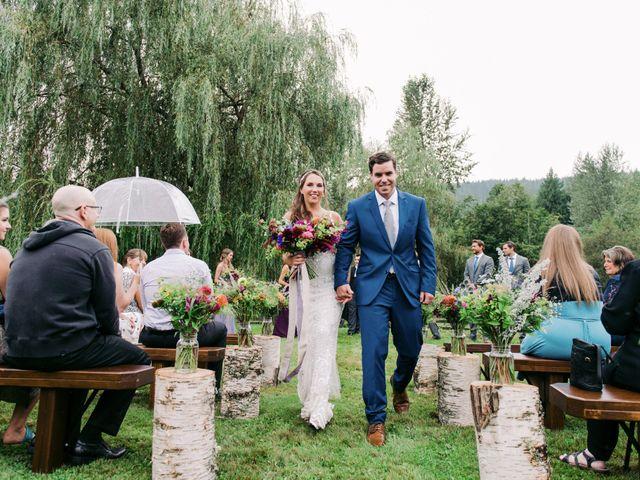 Jesse and Jane's wedding in Lumby, British Columbia 44