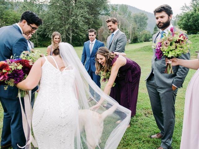 Jesse and Jane's wedding in Lumby, British Columbia 46