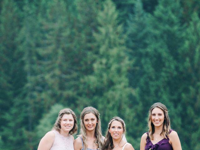 Jesse and Jane's wedding in Lumby, British Columbia 50