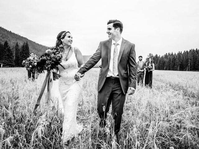 Jesse and Jane's wedding in Lumby, British Columbia 63