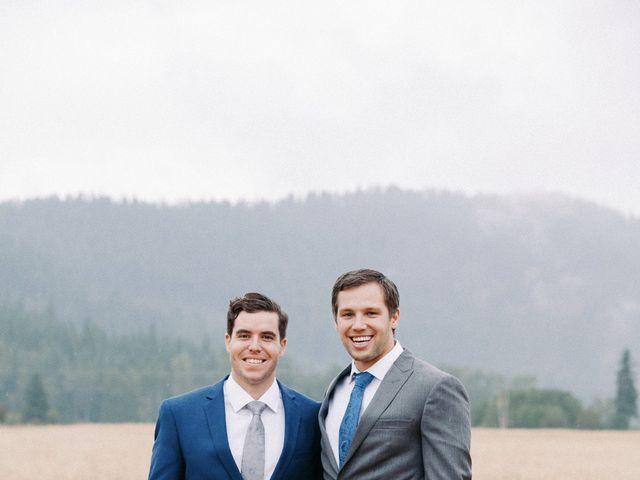 Jesse and Jane's wedding in Lumby, British Columbia 70