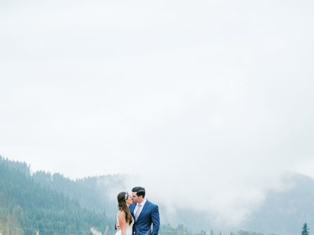 Jesse and Jane's wedding in Lumby, British Columbia 72