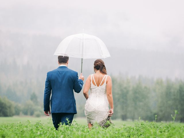 Jesse and Jane's wedding in Lumby, British Columbia 78