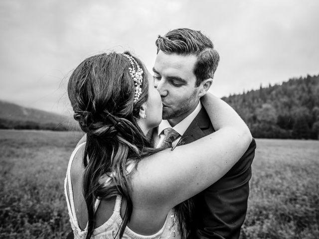 Jesse and Jane's wedding in Lumby, British Columbia 84