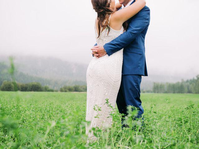 Jesse and Jane's wedding in Lumby, British Columbia 86