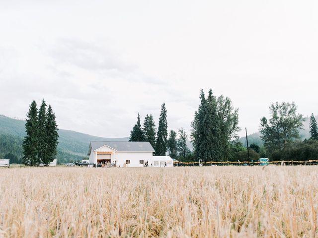 Jesse and Jane's wedding in Lumby, British Columbia 117