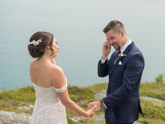 Josh and Samantha's wedding in Brigus, Newfoundland and Labrador 6
