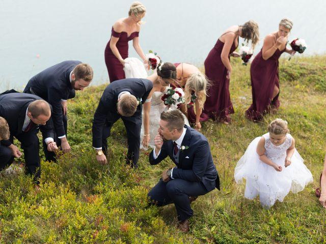 Josh and Samantha's wedding in Brigus, Newfoundland and Labrador 7