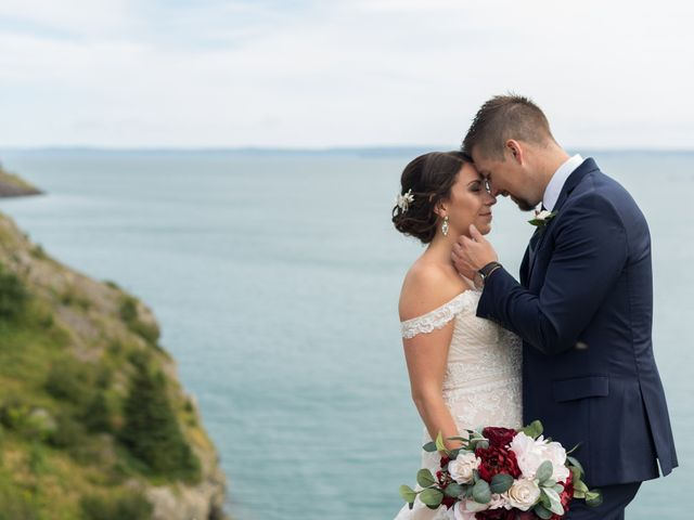 Josh and Samantha's wedding in Brigus, Newfoundland and Labrador 8