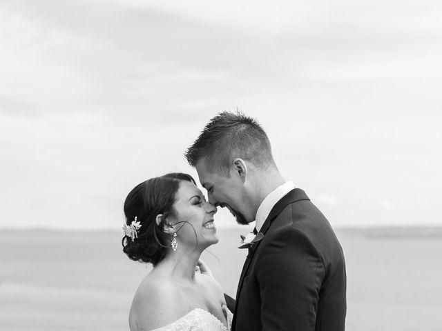 Josh and Samantha's wedding in Brigus, Newfoundland and Labrador 9