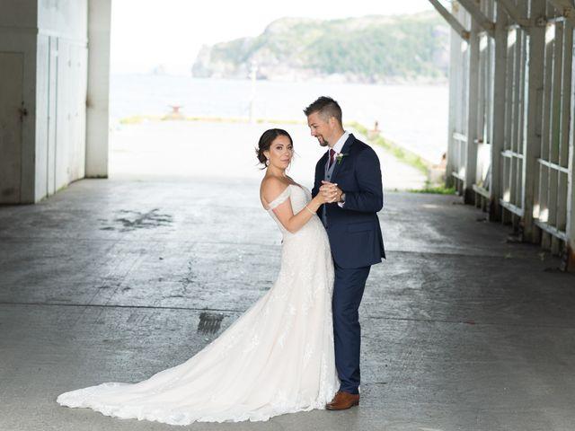 Josh and Samantha's wedding in Brigus, Newfoundland and Labrador 16