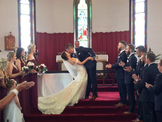 Josh and Samantha's wedding in Brigus, Newfoundland and Labrador 17
