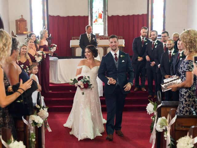 Josh and Samantha's wedding in Brigus, Newfoundland and Labrador 18